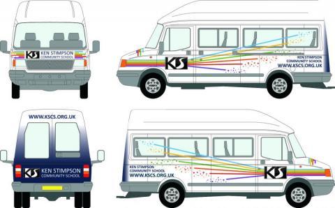 Minibus Graphics